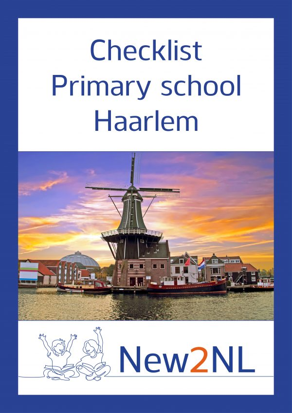 Checklist-Primary-School-Haarlem-Cover11