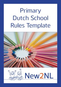Dutch-primary-School_rules-Cover