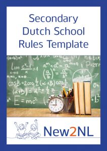 Dutch-secondary-School_rules-Cover