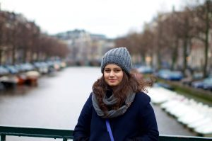 Picture of Mutahhir Hayat from Pakistan in Amsterdam