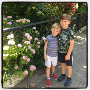 Carter and Nolan Davidson from the USA