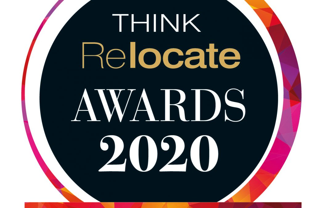 New2NL has been shortlisted for Relocate Awards 2020!