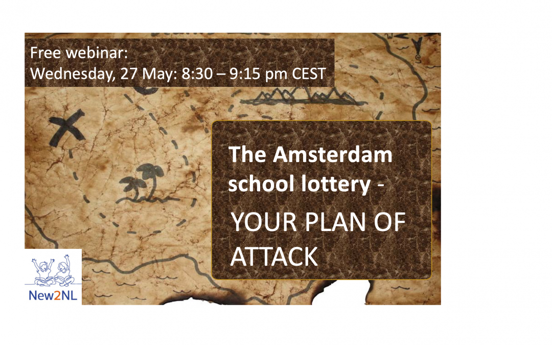 Webinar: The Amsterdam primary school lottery