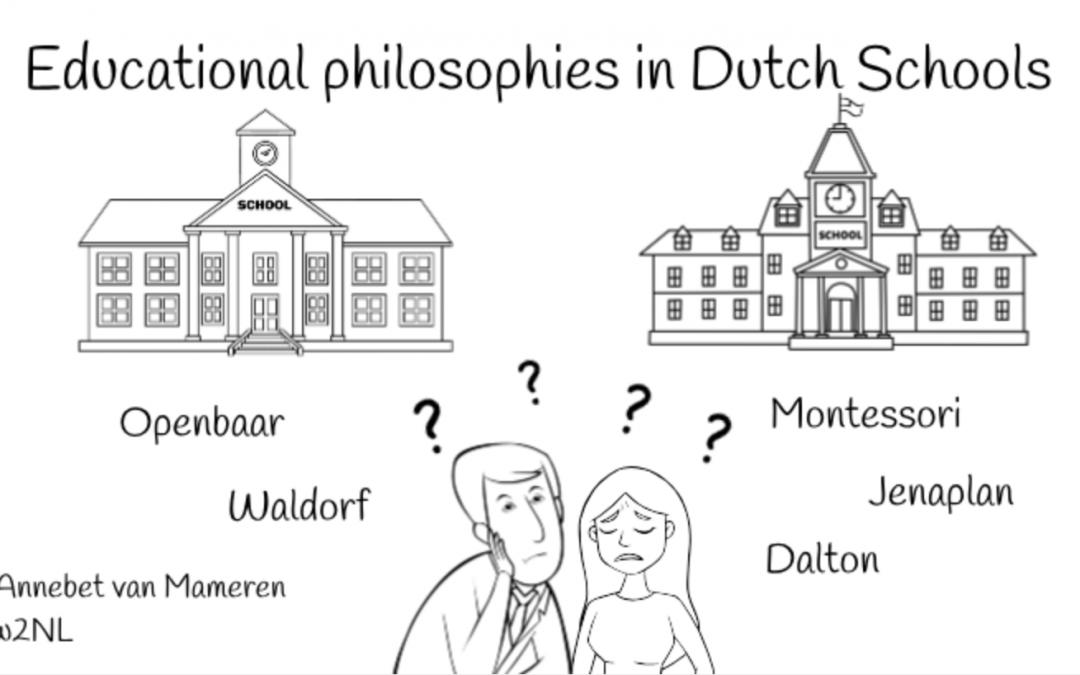 Educational philosophies in Dutch schools (VIDEO)