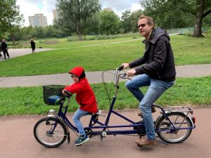 Navigate The Netherlands story, New2NL