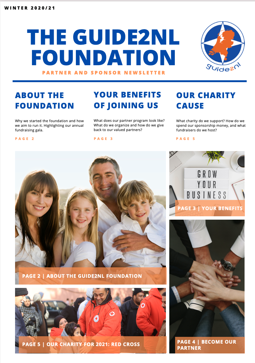 Guide2NL brochure